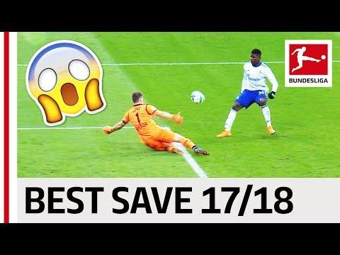 Greatest Save of the 2017/18 Season - Bernd Leno