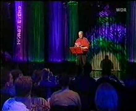 Horst Evers - Der Appendix