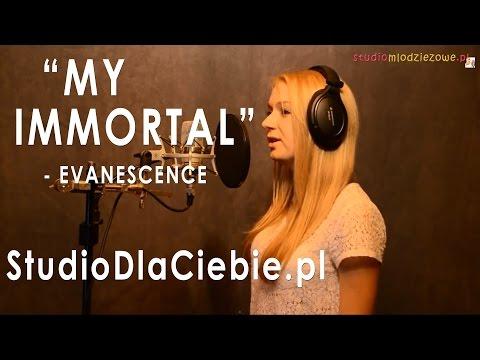 My Immortal  Evanescence cover by Natalia Świtała