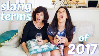 TEACHING MY MOM HAWAIIAN/TEEN SLANG TERMS OF 2017 | Ava Jules