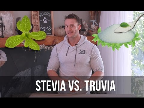 Is Stevia Better Than Truvia | Which is Healthier? - Thomas DeLauer
