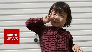 Clothes that grow with your child win Dyson prize - BBC News