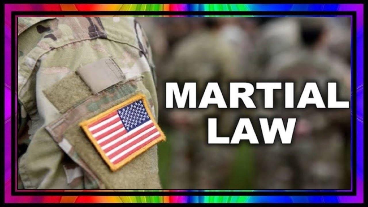 U.S. On The Brink Of Martial Law As Officials Implement Contact Tracing Methods To Track Rioters!