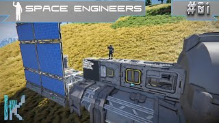 Weird Ship Erasing Glitch = A New Season & Getting A Base Started! - Space Engineers LP - E01