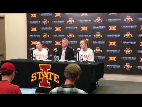 Dave Sprau - VIDEO: ISU WBB Reacts To Oklahoma Win