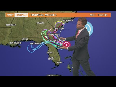 Sunday tropical weather update: Invest 90L may become system