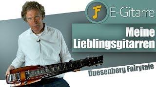 Die beste Lapsteel-Gitarren der Welt? Die Düsenberg Fairytale!