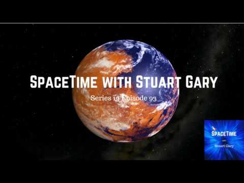 Water on Mars? More clues - SpaceTime with Stuart Gary S19E93 YouTbe Edition