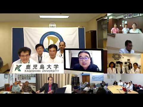 Airlangga Dental Telemedicine, Asia Pacific Advanced Network (APAN) 44, Dalian, China