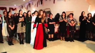 Зажигательные  Адыгейские  танцы на свадьбе  в Армавирском Р- не (наша работа)