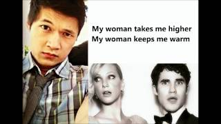 Glee - You should be dancing Lyrics