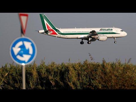 Crise da Alitalia agrava-se com nova greve e ameaça de despedimentos