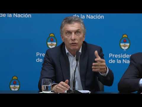 Macri le echó la culpa al kirchnerismo por la mala reacción de los mercados
