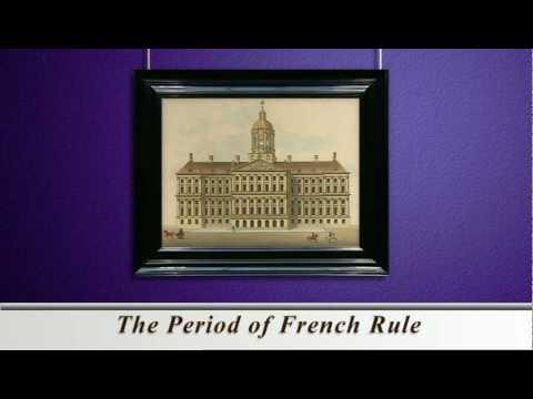 Geschiedenis van het Koninklijk Paleis Amsterdam - History of the Royal Palace Amsterdam