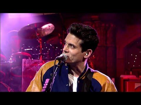 John Mayer - American Pie (Late Show with David Letterman) (HD)