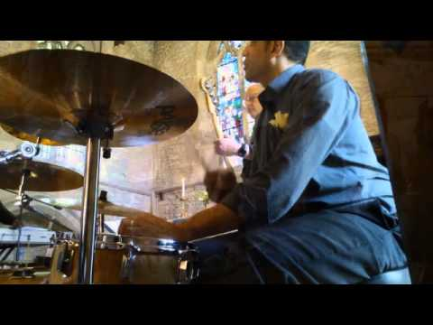 Chris Peters Drumming With PCGC