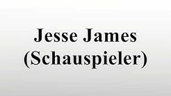 Jesse James (Schauspieler)