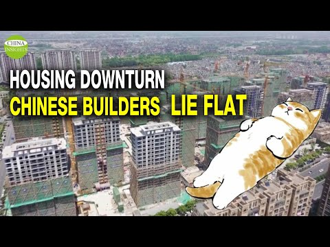 China's Land is No Longer Gold, government Land Selling encounter Chill/Is Housing Crash Coming?
