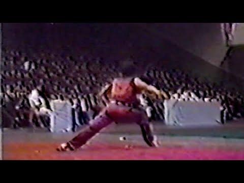 【武術】1984 男子双鞭 / 【Wushu】1984 Men Double Chain Whip