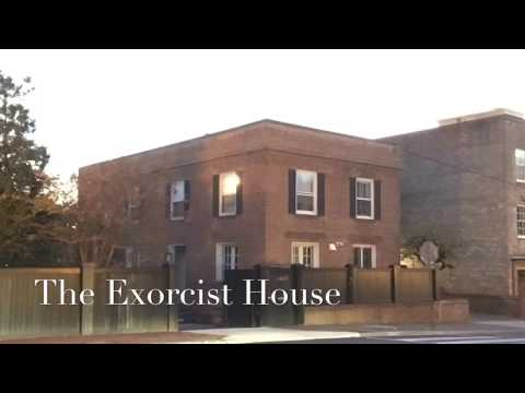 The Exorcist Filming Locations