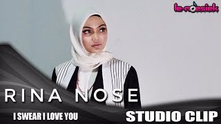 "Rina Nose - New Single ""I Swear I Love You"" (Official Studio Video)"