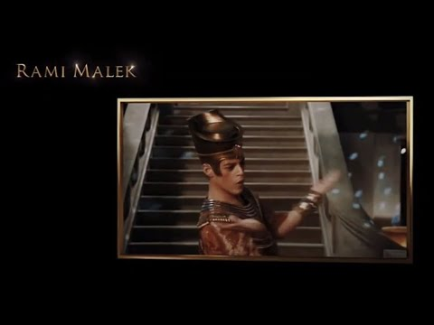 Best of Rami Malek in Night At The Museum