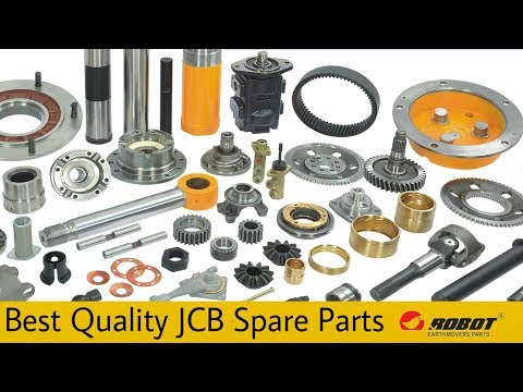 Worlds Best OEM JCB Spare Parts   Robot India  