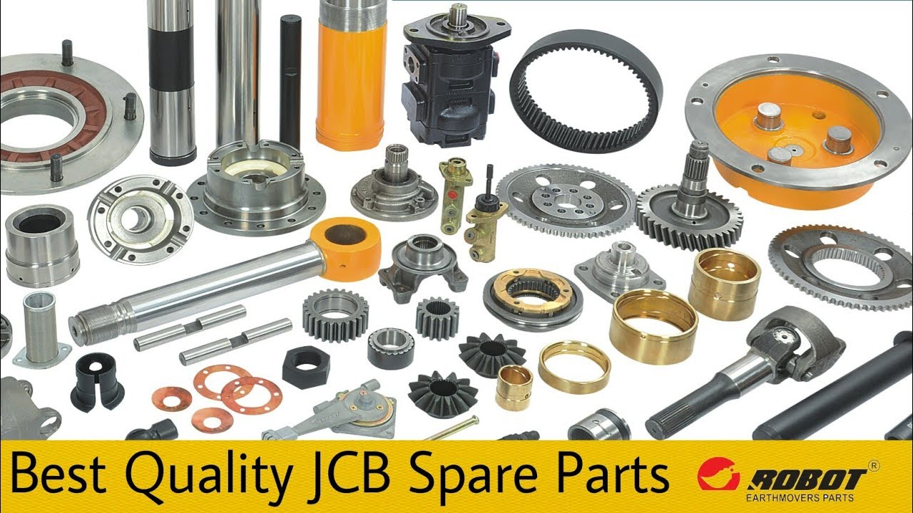 Worlds Best OEM JCB Spare Parts | Robot India |