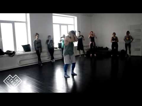 New Year Dance Intensive // Алексей Арапов // Contemporary // The Stage