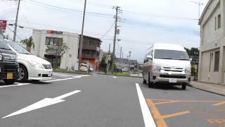 静岡県道 の走行
