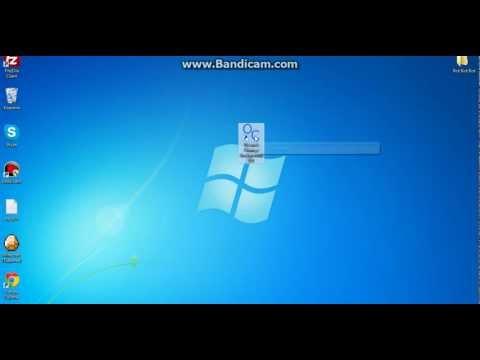 Как сменить фон рабочего стола на Windows 7 Starter (Туториал)