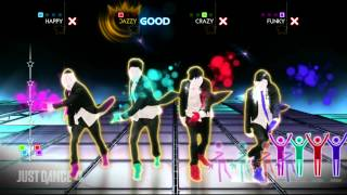"""""""What makes you beautiful"""" by One Direction - Just Dance 4 track"""