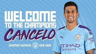 CANCELO BECOMES A BLUE! I TRANSFER NEWS | 2019/20