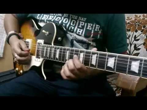 Kya hua tera wada on Guitar