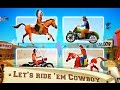 Wild West Race - Action & Adventure Racing -  Videos Games for Kids - Girls - Baby Android