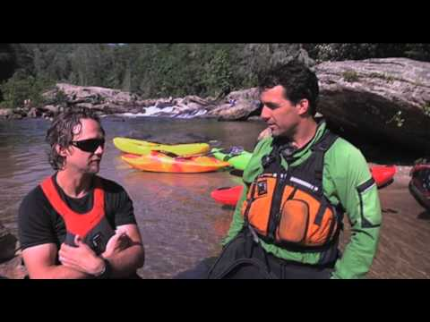 Confluence Watersports Segment From SCETV's The Big Picture: The Outdoor Economy