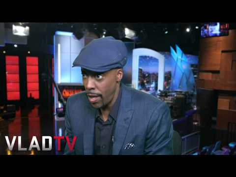 Arsenio Hall on Farrakhan Interview & Resigning