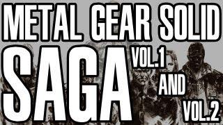 Metal Gear Saga Vol 1 & Vol 2 Full Documentary