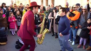 """Download """"L' Amour Toujours"""" - STREET SAX PERFORMANCE"""