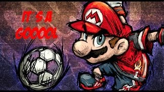 Goleada con Donkey | Super mario strikers