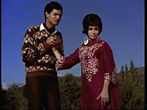Mohammed Rafi, Hur Chehra Yahan Chand, Romantic Song,  Aabroo