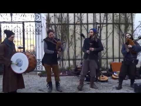 Medieval Bagpipe Band  - FEITEL