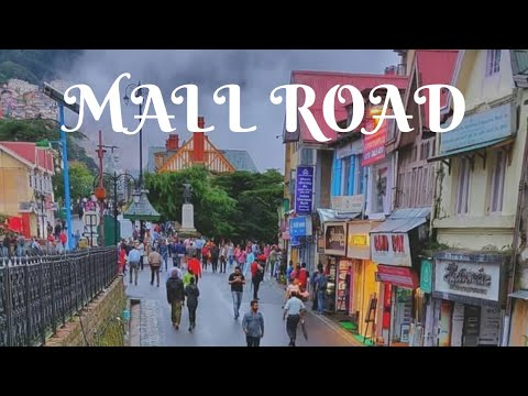 Mall road Shimla Revealed I Beautiful Documentary