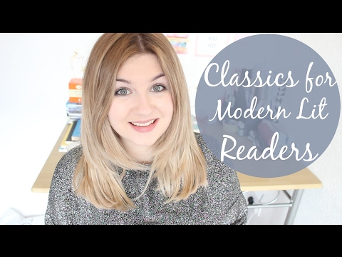 Contemporary to Classic Book Recommendations