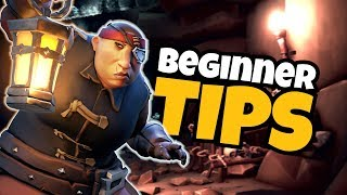 Sea of Thieves - 9 Tips For Beginners