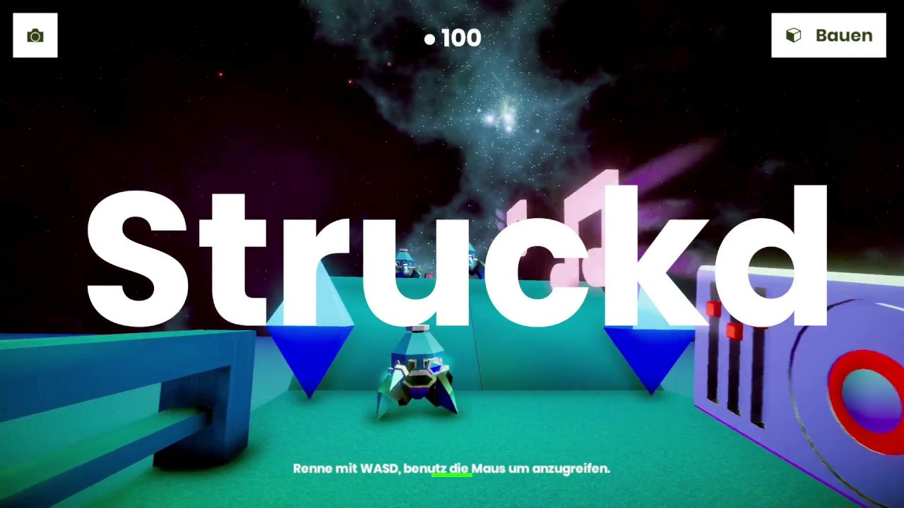 Struckd - Create, Share and Play Games