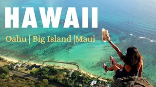 Amazing Hawaii 2015 Solo Tripping Gopro