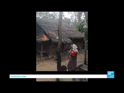 Burma: Government fake images to frame Rohingya for violence