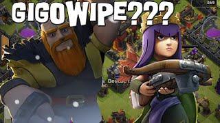 GiGoWiPe con gigantes nivel 7 | Ataques #16 | Descubriendo Clash of Clans