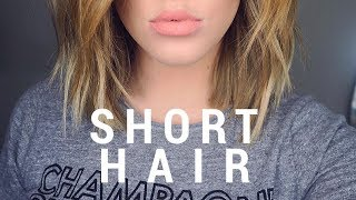 Download HOW TO STYLE SHOULDER LENGTH HAIR Mp3 and Videos
